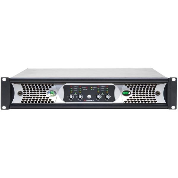 nXe 8004 4-Kanal Hochleistungsverstärker mit Ethernet