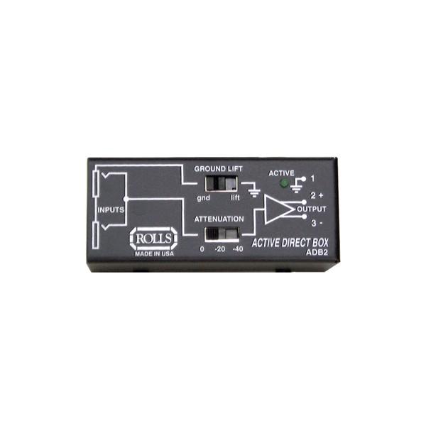 ADB-2 Aktive DI-Box