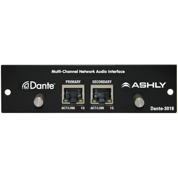 Dante-3018 Network Audio Interface für Digimix18