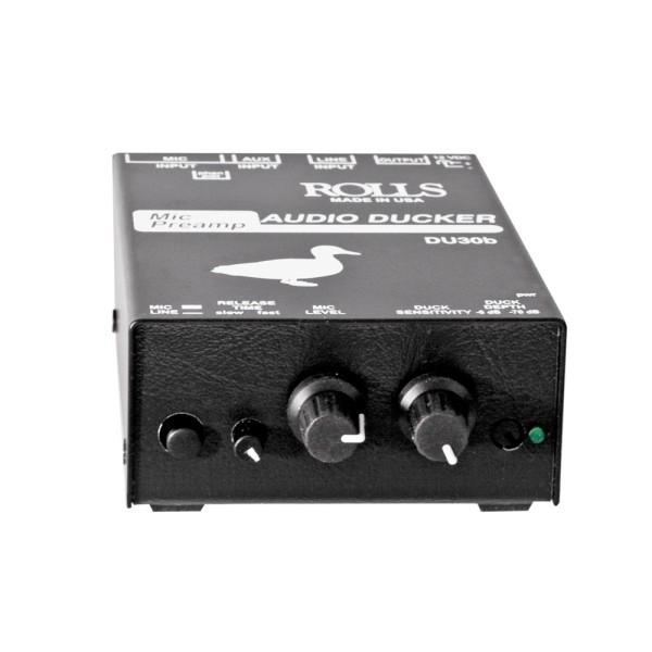 DU30b Mikrofonvorverstärker mit Ducker