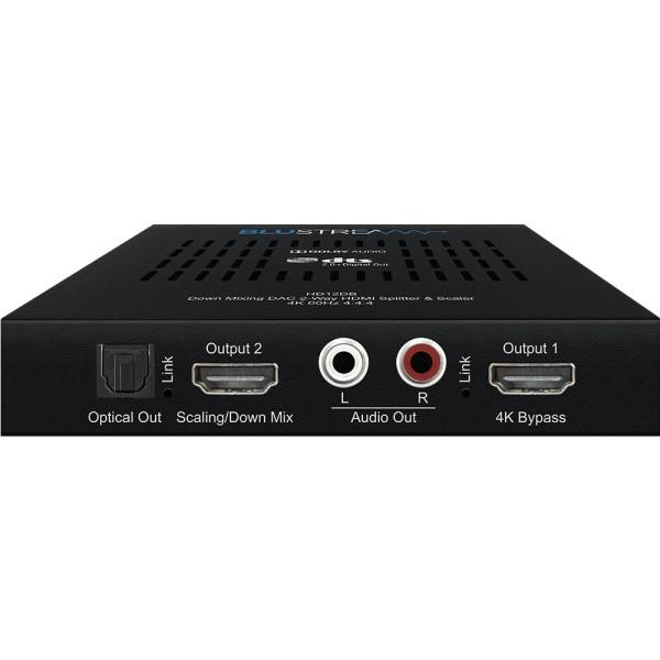 HD12DB HDMI Downmixer, Splitter, Scaler