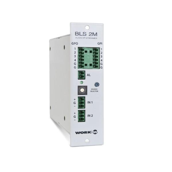 BLS 2M Audio IP Streamer