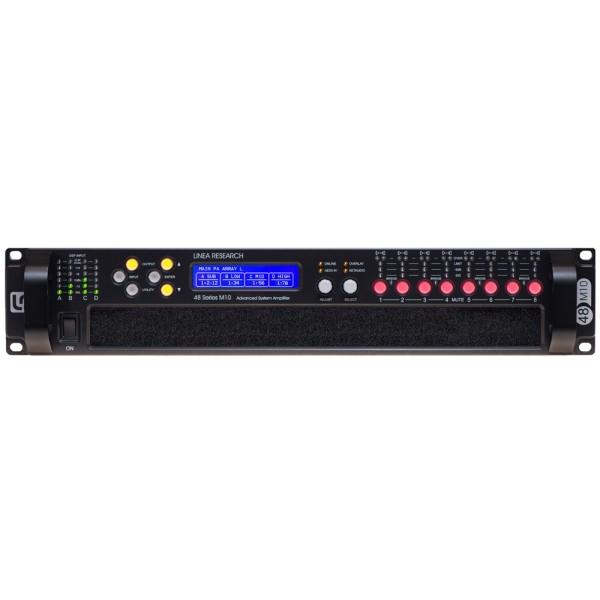 48 series M6 8-Kanal DSP Hochleistungsverstärker
