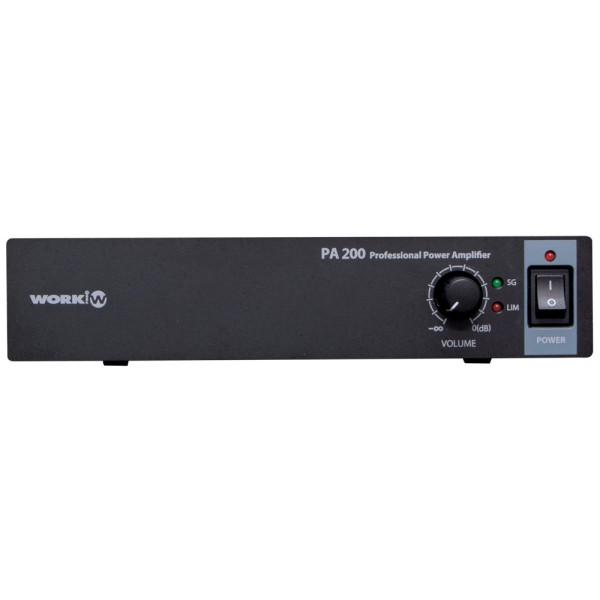 PA200 2-Kanal Verstärker
