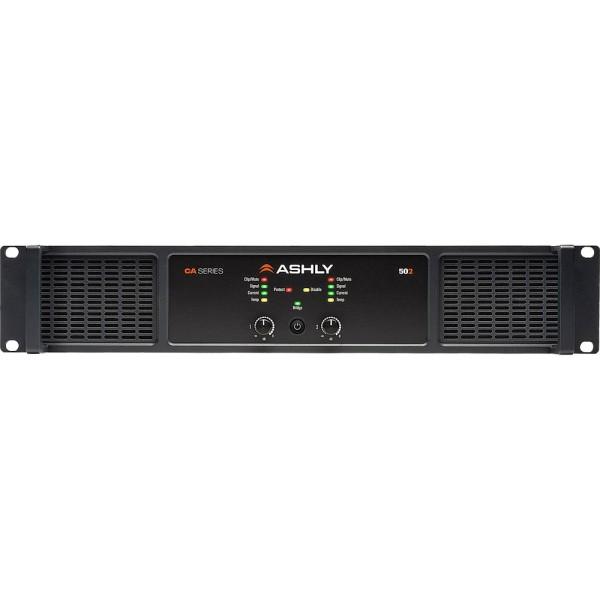 CA502 2-Kanal Verstärker