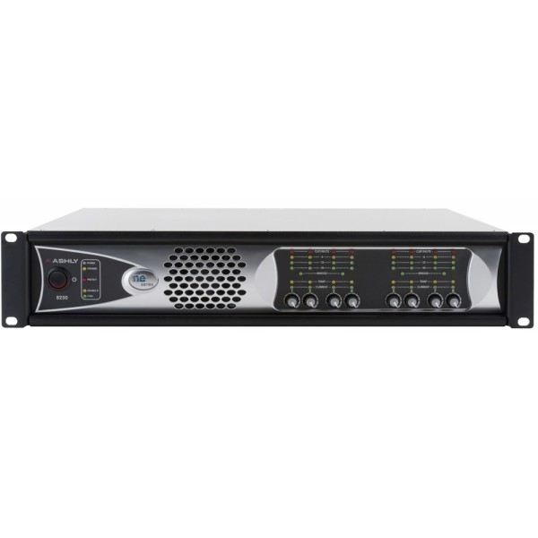 ne8250.10pe DSP 8-Kanal/100V-Verstärker