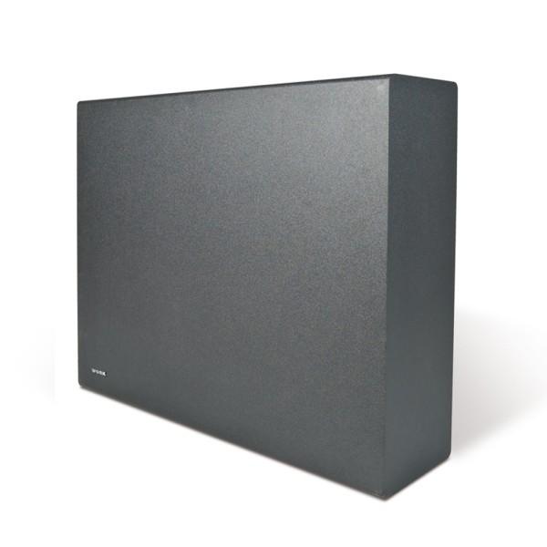 "NEOS8A aktiver 8"" Installations-Subwoofer, schwarz"