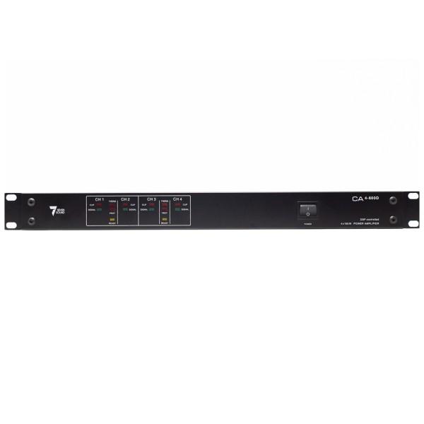 CA 4-600D 4-Kanal Verstärker