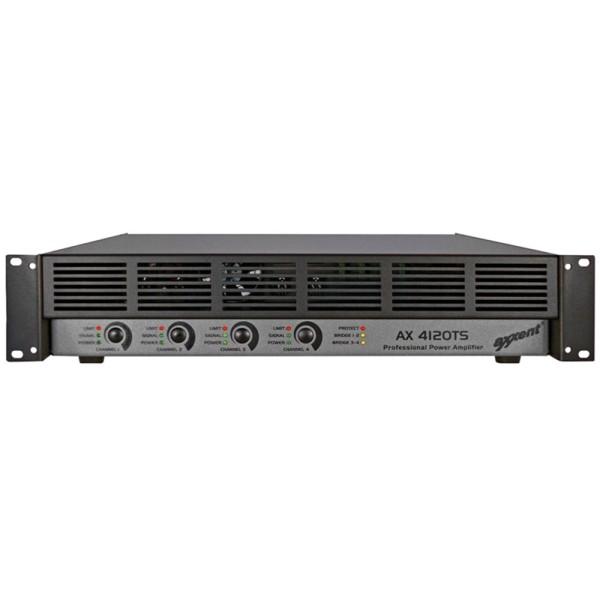 AX-4120TS Installationsverstärker, 4x120W