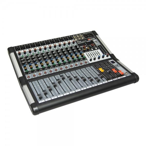 MM1299 USB BT 12-Kanal Mischpult