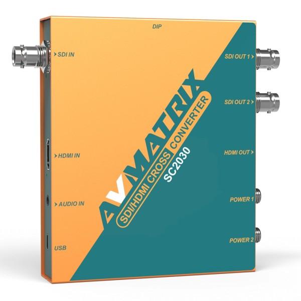 SC2030 3G-SDI/HDMI Scaling Cross Converter