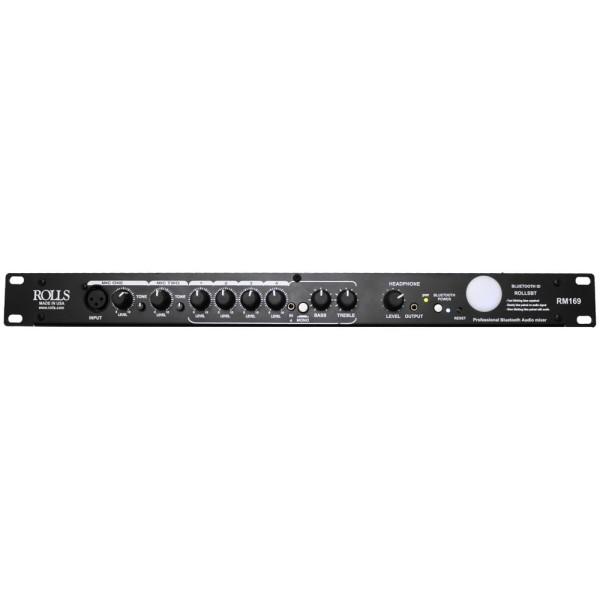 RM169 6-Kanal Bluetooth Audio Rackmixer