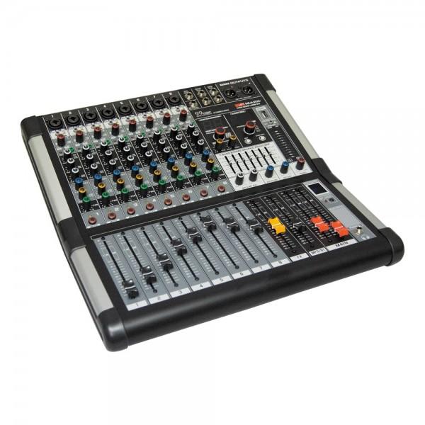 MM899 USB BT 8-Kanal Mischpult