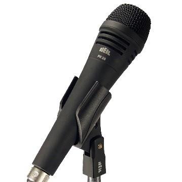 SM5 Mikrofonklemme für PR35