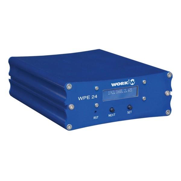 WPE24 2/4 Mini-DSP