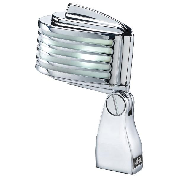 The Fin white LEDs Dynamisches Mikrofon