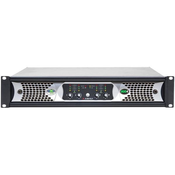 nXp 8004 4-Kanal Hochleistungsverstärker mit Ethernet & DSP