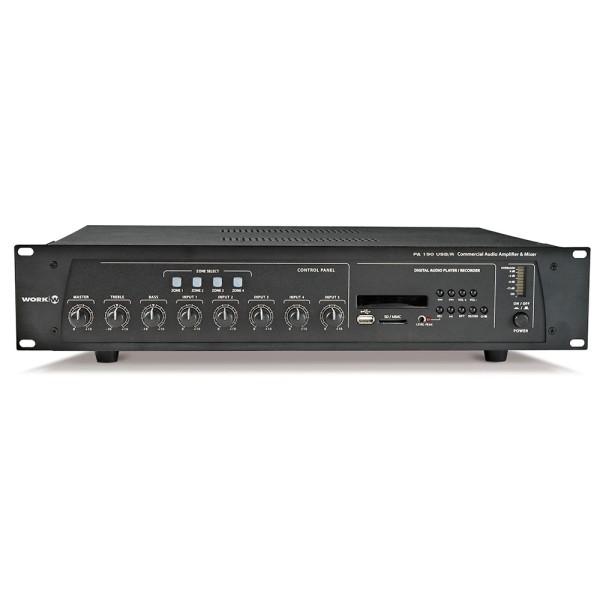 PA 190 USB/R Mischverstärker