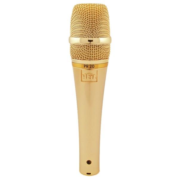 PR20 Gold dynamisches Mikrofon