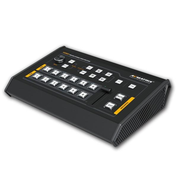VS0601U Mini Live Switcher mit USB3.0 Capture Device