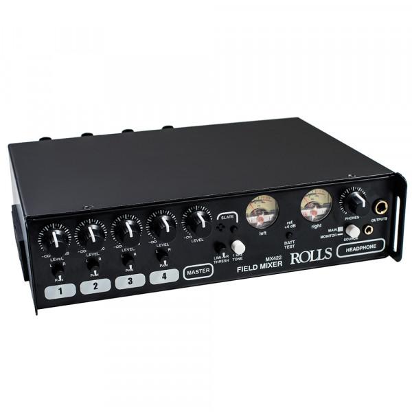 MX422 4-Kanal Mini-Mixer