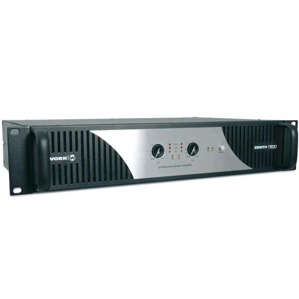 ZENITH 1800 2-Kanal Leistungsverstärker