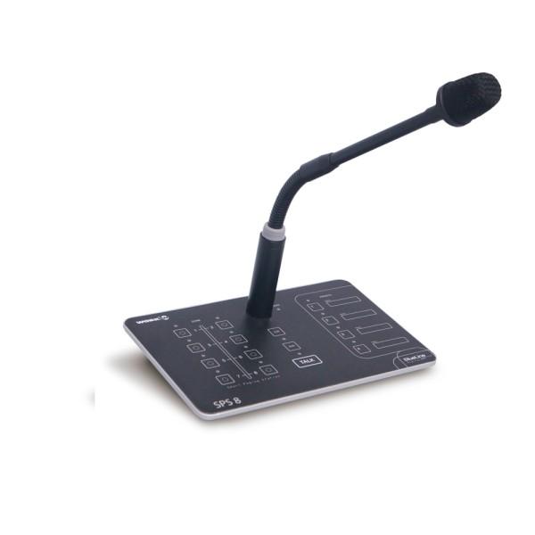 SPS8 IP Sprechstelle / IP Audio Streamer