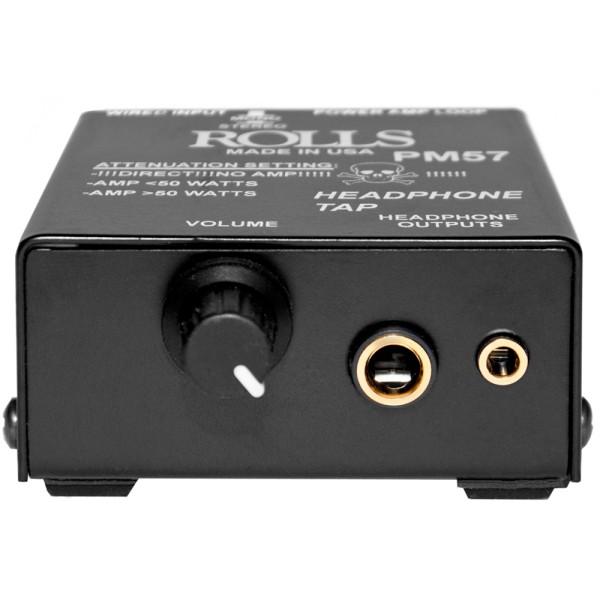 PM57 Kopfhörer-Abgriff