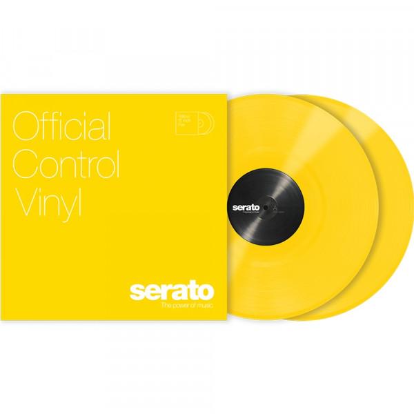 """2x12"""" Control Vinyl yellow"""