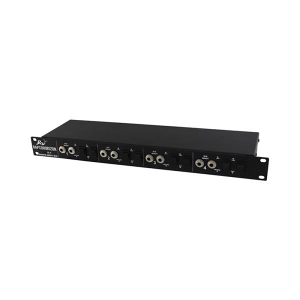 SL-4 4-Kanal DI-Box