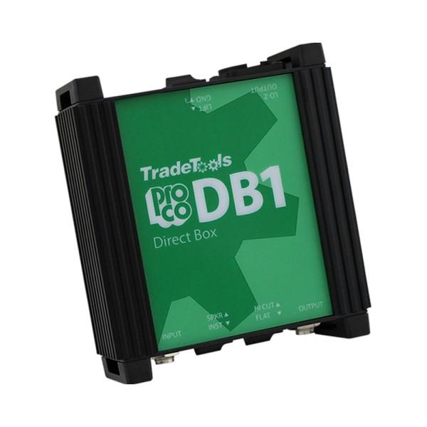 DB-1 DI-Box, passiv