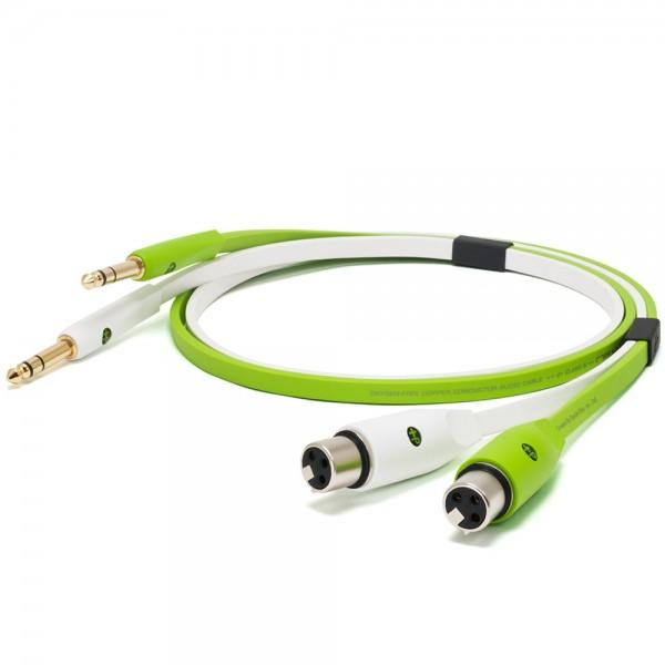 d+ Audiokabel XLR-F/TRS