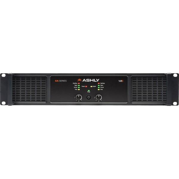 CA1.02 2-Kanal Verstärker