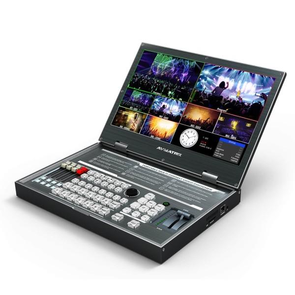 PVS0615U Live Switcher mit USB3.0 Capture Device