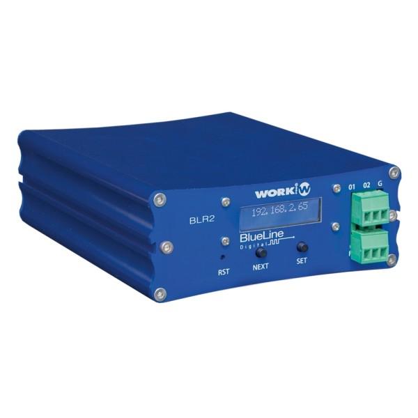 BLR2 MKII IP Audio Empfänger