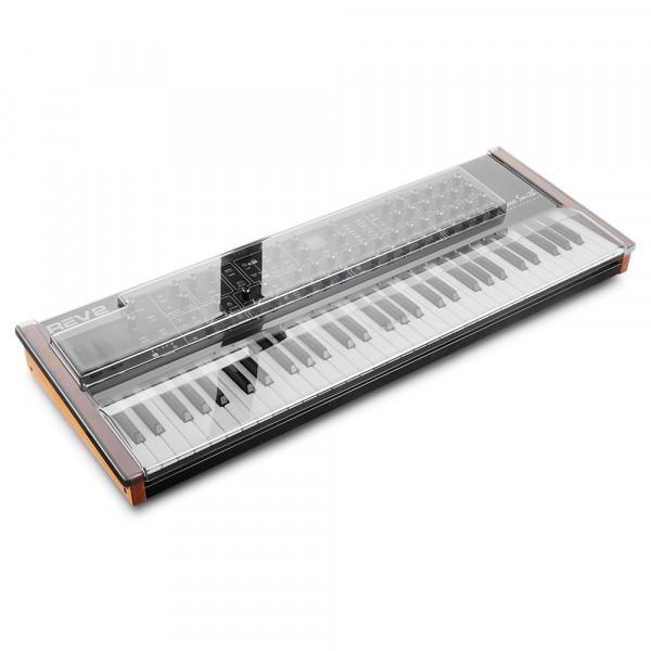 Staubschutzabdeckung für Sequential Rev-2 Keyboard (soft fit)
