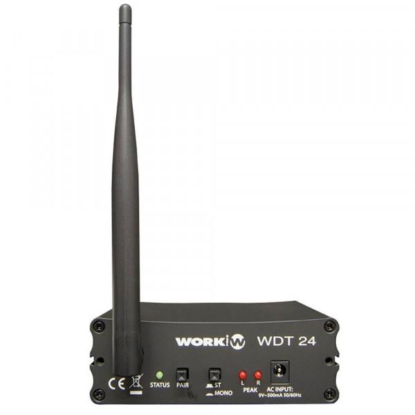 WDT24 Audio Sender