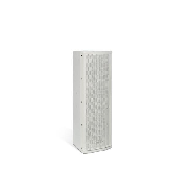 """WND6 WHT passiver 2x6,5"""" Installations LS weiß"""