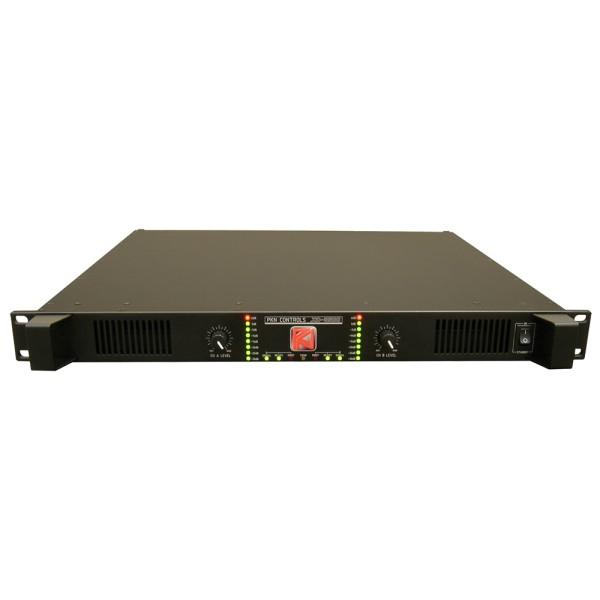 XD 6000 2-Kanal Hochleistungsverstärker, 1HE