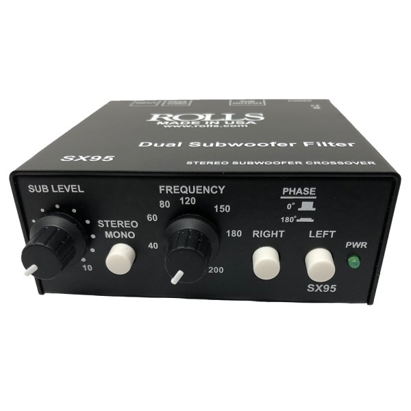 SX95 Mini Frequenzweiche für Subwoofer