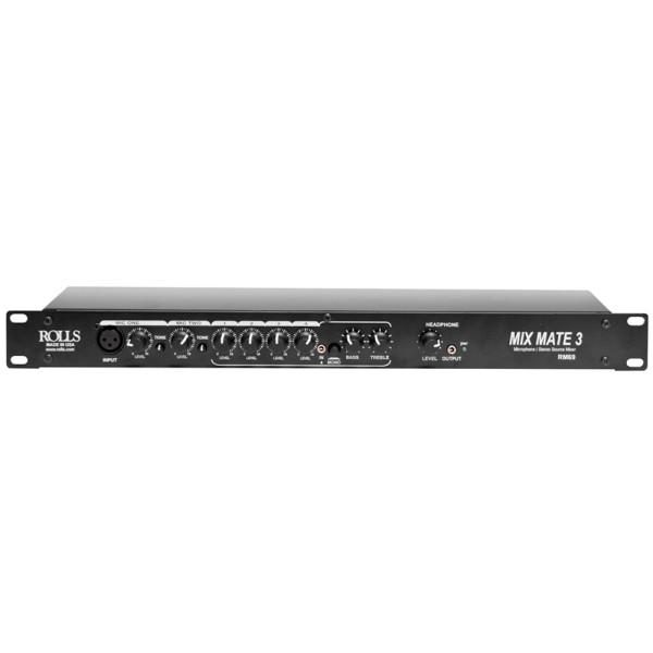 RM69 6-Kanal Mic-/Line Mixer