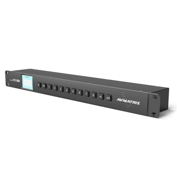 MSS0811 8x8 3G-SDI Matrix-Switcher