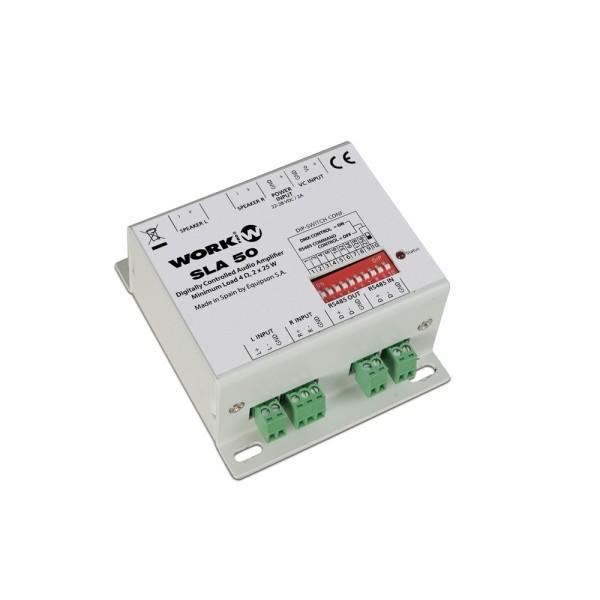 SLA50 Mini-Installationsverstärker