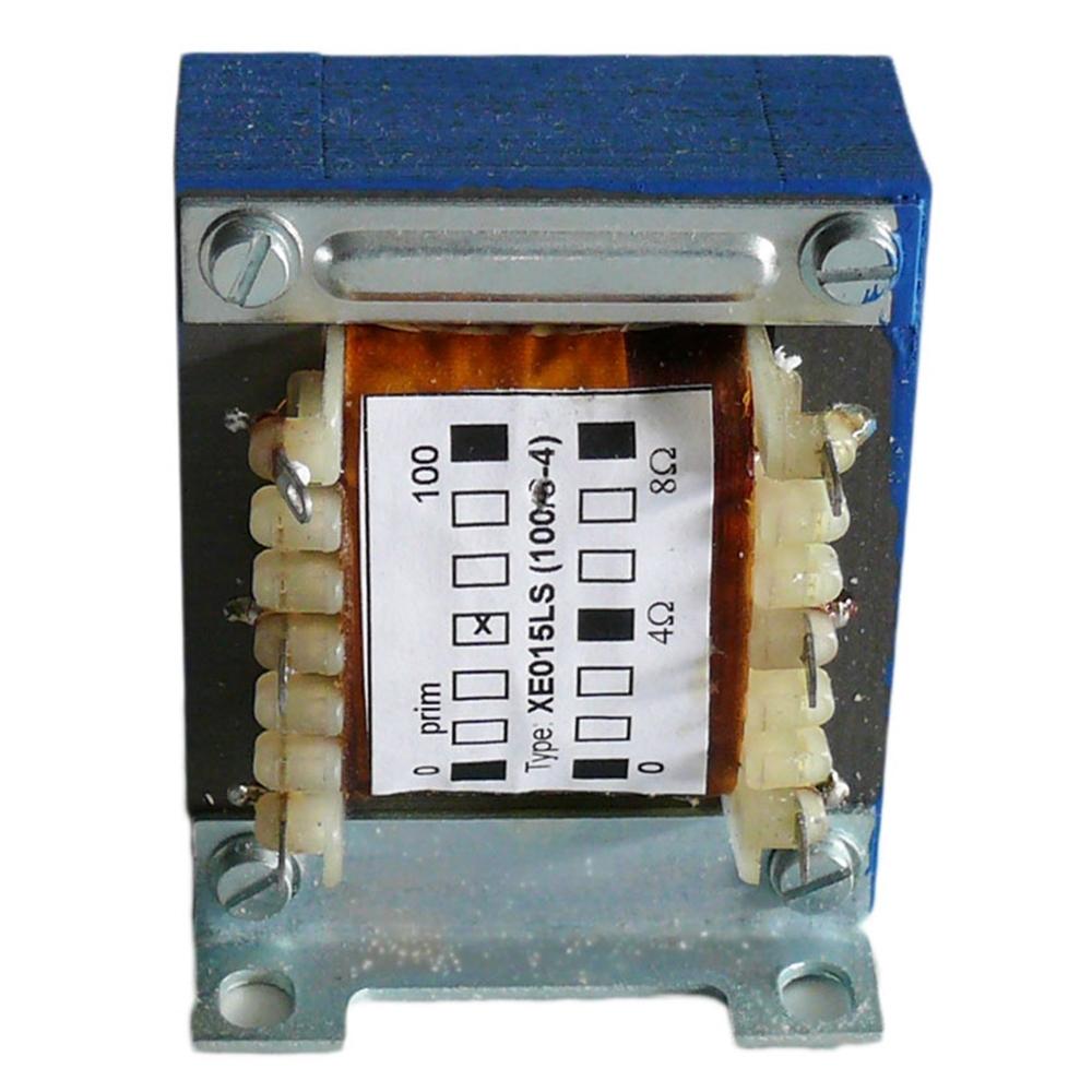Lautsprecherseitige EI-Kern-100V-Übertrager