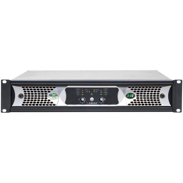 nXp3.02 2-Kanal Hochleistungsverstärker mit Ethernet & DSP