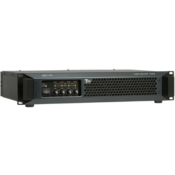 XD4-1400 4-Kanal Verstärker